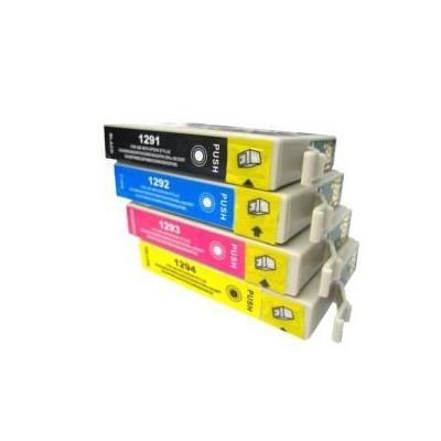 Yellw 12ml Compa per Epson SX420 525WD 620FW BX320-T12944010