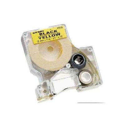 Yellow 9mmX7m for DYMO-500TS Eletronic labelling S0720730