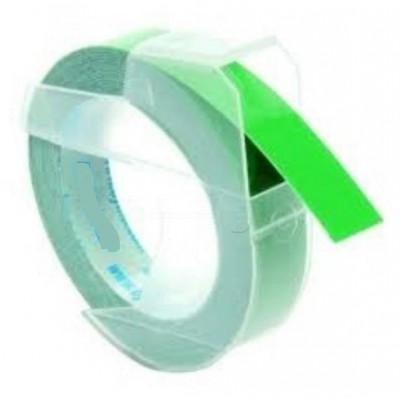 Verde compa Dymo Junior/Omega Nastro a relievo 3D-9MMx3M