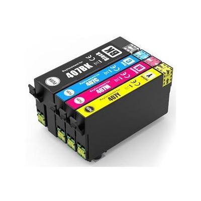Black 45ml compatible Epson WF-4745 Series-2.6KC13T07U140