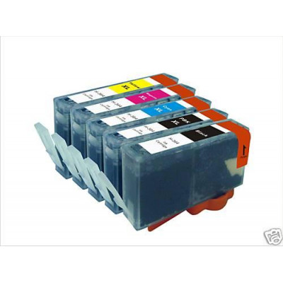 30ml Bk con chip Comp HP 5380,6380,5460,8550,5324.CB321EE