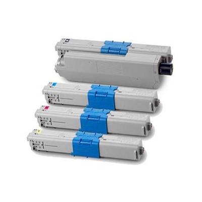 Magente compatible for OKI ES3452/ES5431/ES5462-5K444973510