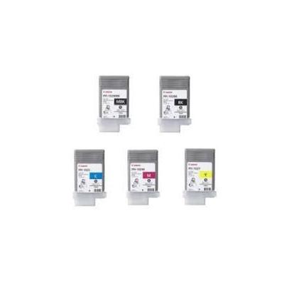 130ml Dye for Cano IPF500,IPF600,IPF700,LP17,PFI-102MBK